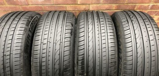 Brand New Tyres When You Need Them