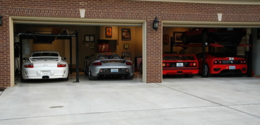 Should You Store Your Car In A Garage Or On The Road?