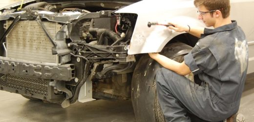 What to Do When your Car is Damaged