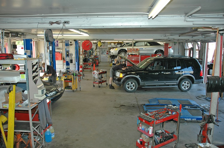 2 Of The Many Services That Your Local Car Garage Can Provide To Keep You On The Road.