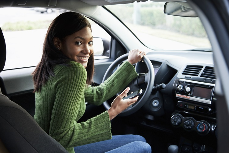When Driving Your Car, Always Expect The Unexpected And Be Able To Call For Help.