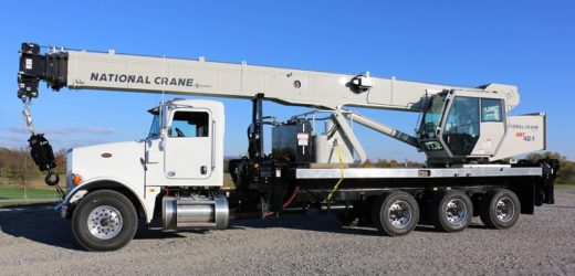 Buy used boom trucks for commercial purposes